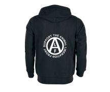Zip Hoodie Support the Animal Liberation Front Bio|Fair