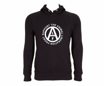 "Hoodie ""Support the Animal Liberation Front"" Bio