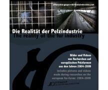 """OGPI DVD """"Die Realität der Pelzindustrie"""""""